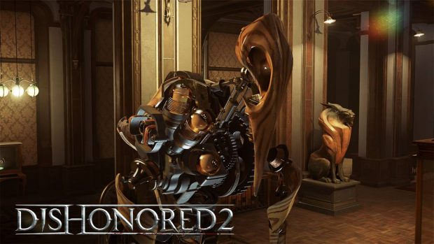 High chaos in new Dishonored 2 gameplay trailer