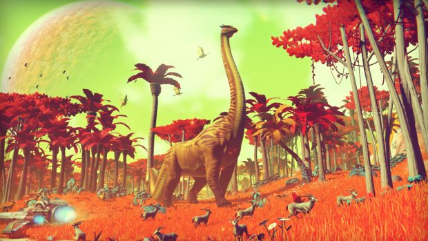 No Man's Sky being investigated by Advertising Standards Authority