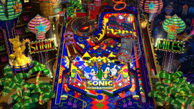 Casino Nights DLC free for Sonic Generations owners